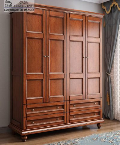 Wooden Wardrobe/ Cupboard for clothes