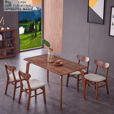 Wooden Modern Dining Table Set Price