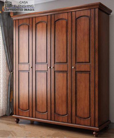 Modern Wooden Wardrobes / Almari Design
