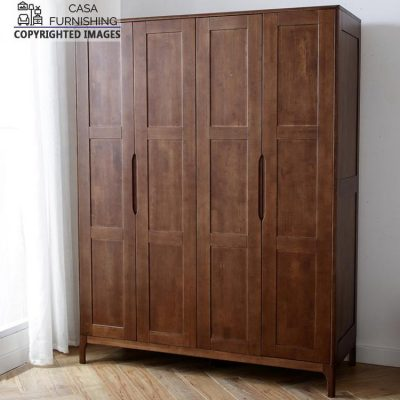 Wooden Cupboard / Wardrobe with Price
