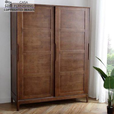 Sliding Door Wardrobe for Small Bedroom