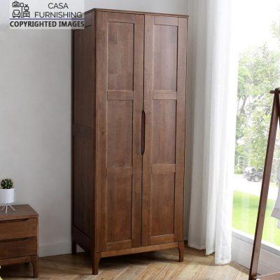 Two Door Wardrobe / Almirah in Bedroom