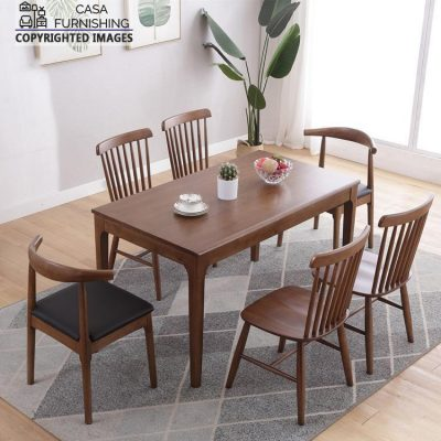Modern Dining room Table chair Set